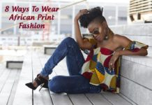 8 ways to wear african print fashion