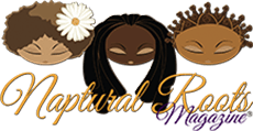 Naptural Roots Magazine Logo
