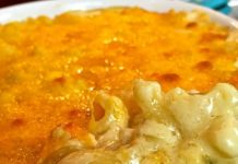 Darius Cooks' 6 Cheese Mac & Cheese